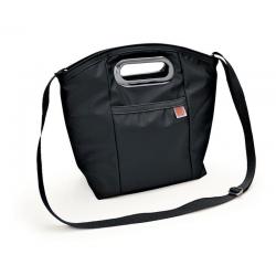 IRIS - LADY Lunch bag, czarny