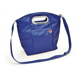 IRIS - LADY Lunch bag, niebieski