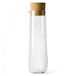Karafka do wody 1.2 l - Water Carafe Cork Lid - MENU
