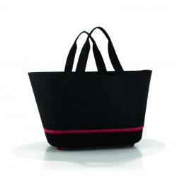 Koszyk shopping basket black - REISENTHEL