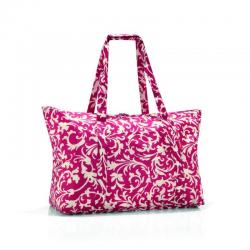 Torba mini maxi travelbag baroque ruby - REISENTHEL