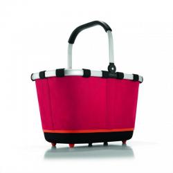 Koszyk carrybag 2 red - REISENTHEL