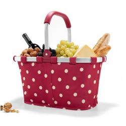 Koszyk carrybag ruby dots - Reisenthel