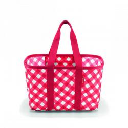 Koszyk mini maxi basket square red - REISENTHEL