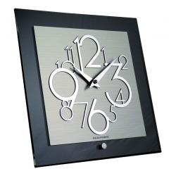 Zegar ścienno-stołowy Metropolis 117 ML metal lucido - Incantesimo Design