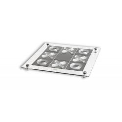 Ozdoba stołowa Gra kółko i krzyżyk - Incantesimo Design