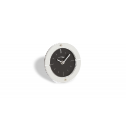 Zegar stołowy Fabula 109 MN metal nero - Incantesimo Design
