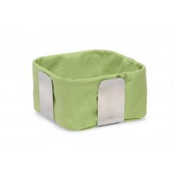 Koszyk na pieczywo Desa (S-19,5 cm) zielony - BLOMUS