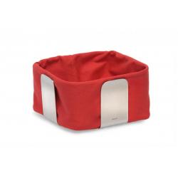 Koszyk na pieczywo Desa (S-19,5 cm), czerwony - BLOMUS