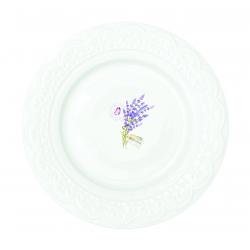 Zestaw talerzy 4 szt. z porcelany 1020 LAV - Nuova R2S