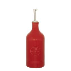 Dozownik do oliwy lub octu - czerwony - Emile Henry