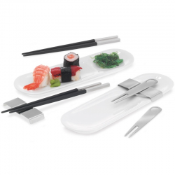 Zestaw do serwowania sushi  dla 2 osób - BLOMUS