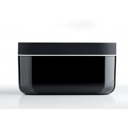 Foremka do lodu i pudełko ICE BOX czarne - Lekue