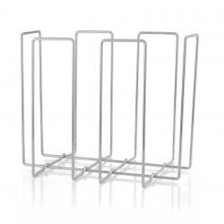 Gazetnik WIRES, stal chromowana 40x46,5x32 cm - BLOMUS