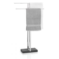 Stojak na ręczniki MENOTO polerowany - Blomus