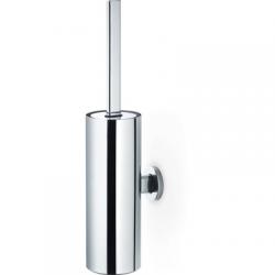 Szczotka do WC Areo zawieszana z pojemnikiem, polerowana, 43 cm - Blomus