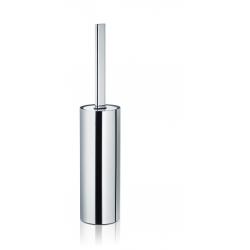Szczotka do WC AREO z pojemnikiem, polerowana, 43 cm - Blomus