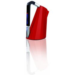 VERA - czajnik elektryczny - czerwony - BUGATTI