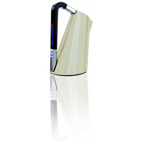 VERA - czajnik elektryczny - kremowy - BUGATTI