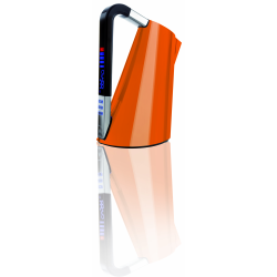 VERA - czajnik elektryczny - pomarańczowy - BUGATTI