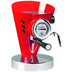 Ekspres do kawy DIVA - czerwony - BUGATTI