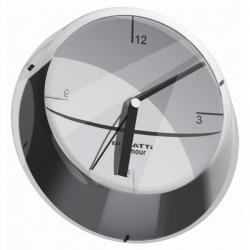 Zegar ścienny Glamour chrome - BUGATTI