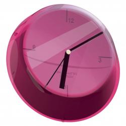 Zegar ścienny Glamour lila-fioletowy - BUGATTI