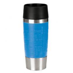 Kubek termiczny 0,36 L Travel Mug niebieski - EMSA