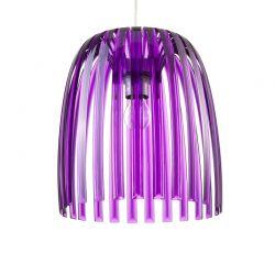 Lampa wisząca Josephine M, fioletowa - KOZIOL