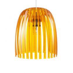 Lampa wisząca Josephine M, pomarańczowa - Koziol