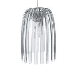 Lampa wisząca Josephine S, przezroczysta - Koziol