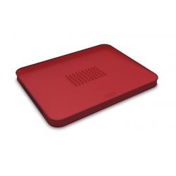 Deska CUT&CARVE duża, czerwona - JOSEPH JOSEPH