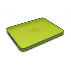 Deska CUT&CARVE mała, zielona - JOSEPH JOSEPH