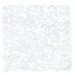 Panel dekoracyjny Fusion transparentny 4 szt. - KOZIOL