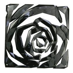Panel dekoracyjny Romance czarny 4 szt. - KOZIOL