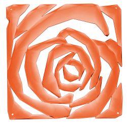 Panel dekoracyjny Romance pomarańczowy 4 szt. - KOZIOL