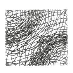 Panel dekoracyjny Silk antracytowy - Koziol