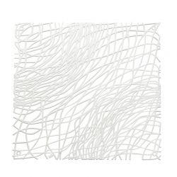 Panel dekoracyjny Silk biały 4 szt. - Koziol