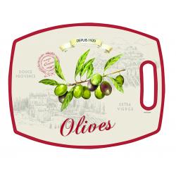 Prostokątna deska do krojenia 827 OLIV - NUOVA R2S