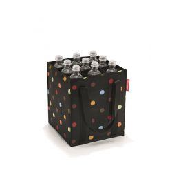 Torba bottlebag dots - Reisenthel