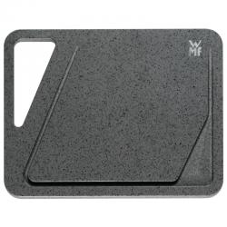 Deska do krojenia szara 26x20cm - WMF