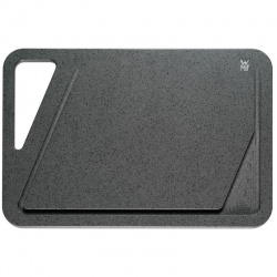 Deska do krojenia szara 45x30cm - WMF