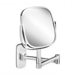 Powiększające lustro łazienkowe BURFORD ścienne / Robert Welch