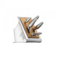 Zestaw noży w bloku Chef's Edition 6 cz. - WMF