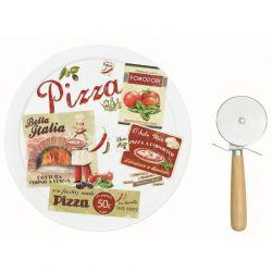 Serwis do pizzy 072VHCZ - Nuova R2S