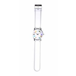 Zegarek Wrist Pad White 6010 wi - NEXTIME