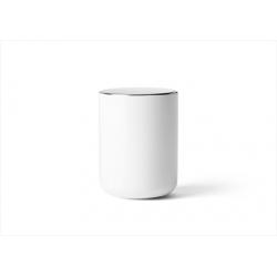 Pojemnik łazienkowy Norm, biały - MENU
