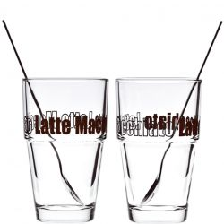 Zestaw szklanek SOLO Latte Macchiato - Leonardo