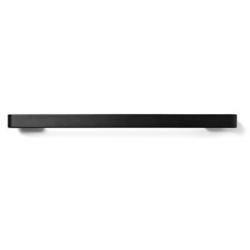 Reling na ręczniki 60 cm, czarny - MENU