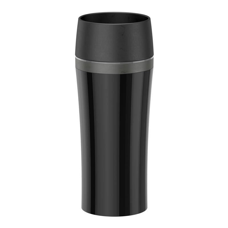 kubek termiczny travel mug fun 0 36l czarny emsa. Black Bedroom Furniture Sets. Home Design Ideas